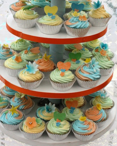 cupcakes wedding cakes tagged bright cake cape town colourful cupcake ...