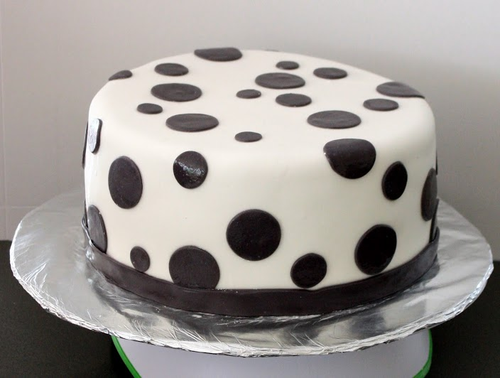 Awesome Polka Dot Birthday Cake The Worlds Best Funny Birthday Cards Online Fluifree Goldxyz